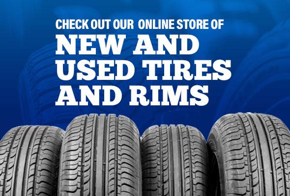Online Tire Store >> Online Tire Store New Used Tires Gravenhurst On